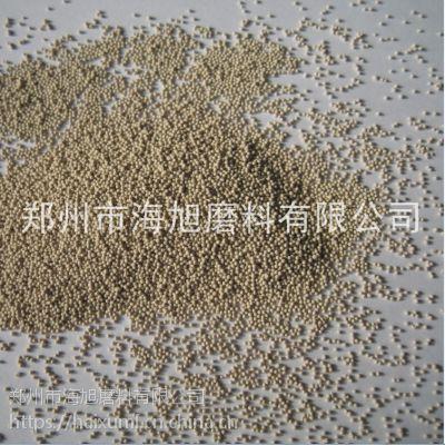 玻璃喷砂用球状环保无尘金刚砂