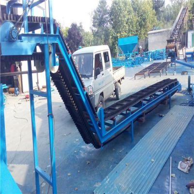 小米带式输送机生产 兴亚水泥装卸车输送机图片