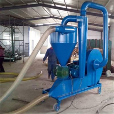 自走式粮食谷物吸粮机移动式 粉料水泥灰吸料机