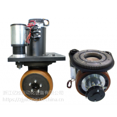 意大利CFR卧式驱动轮柳州通用五菱AGV指定产品电动堆高车AGV转向舵轮