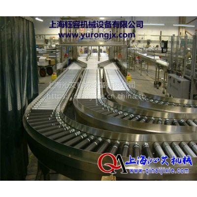 供应订做各种尺寸型号滚筒输送机、按要求加工制造,图