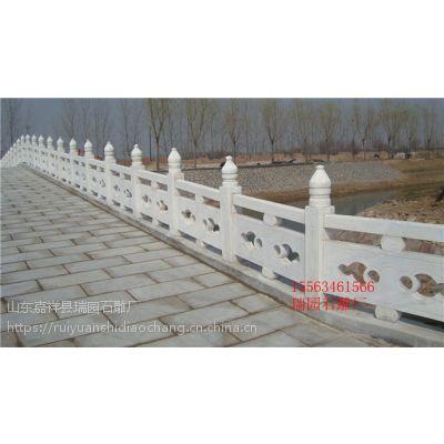 求购石栏杆及石栏杆图片挑选注意事项-嘉祥瑞园石雕厂