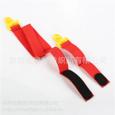 厂家直销 织带魔术贴捆绑带 卡板绑带 滑雪绑带尼龙魔术贴