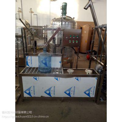青州百川桶装水生产线设备-反渗透设备-纯净水设备热销中