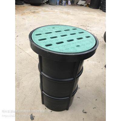 溢流井 渗透井 渗透渠 渗透管 消能模块 雨水收集利用系统