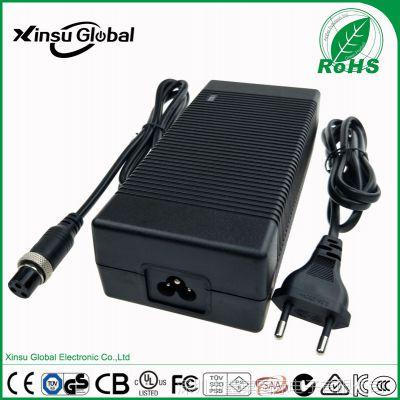 24V5A 6级能效 xinsuglobal 美规UL FCC认证 24V5A电源适配器