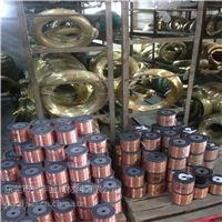无氧铜丝厂家 精密单晶铜丝 TU2高纯度紫铜线0.05 0.08mm