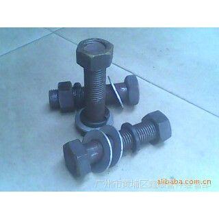 M6-M72高强度螺栓8.8级10.9级12.9级外六角螺丝 热镀锌电镀锌全扣,广州市鑫顺