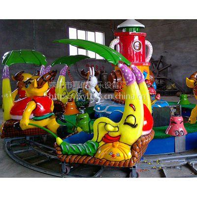 带孩子去公园必玩的游乐设备----欢乐锤