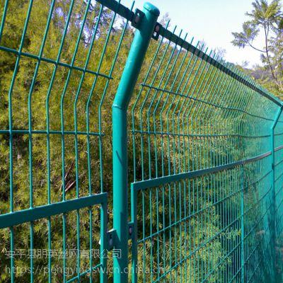 朋英 框架安全防护网 种植果园喷塑护栏网 出厂价批发