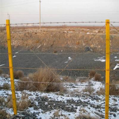 刺绳隔离网 不锈钢刺绳 刺线防护网