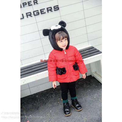 2017女童装冬装新款,广州童装毛衣厂家