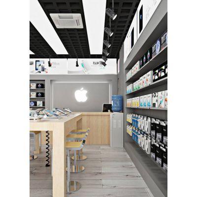 合肥手机专卖店装修设计经验总结,的不同是处处不同