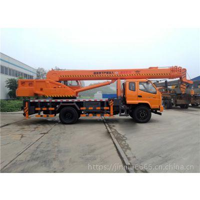唐骏12吨吊车配置参数表 唐骏12吨起重机 厂家直销