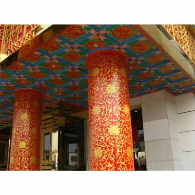 古建筑彩绘油漆彩绘和装修风水禁忌