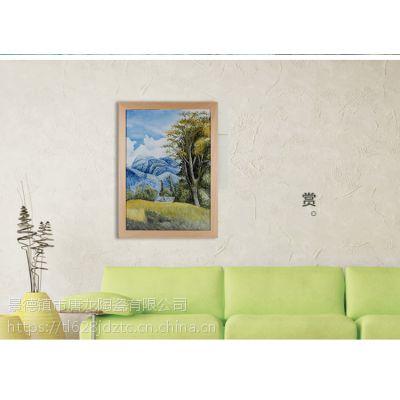 餐厅墙画景德镇瓷板画,现代简约瓷板画定制厂家
