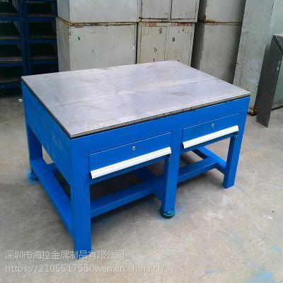 工作台-工具柜-工具车-不锈钢工作台选海拉金属制品