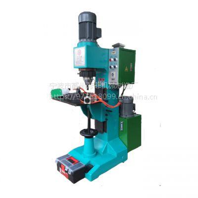 供应宁波芳菲FF-Y-2立式液压铆接机