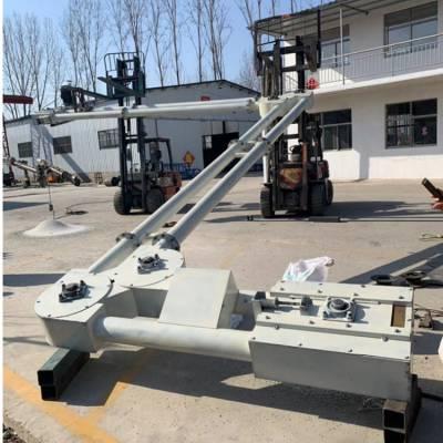 海南Z型松散颗粒管链提升机多用途炉渣提升机