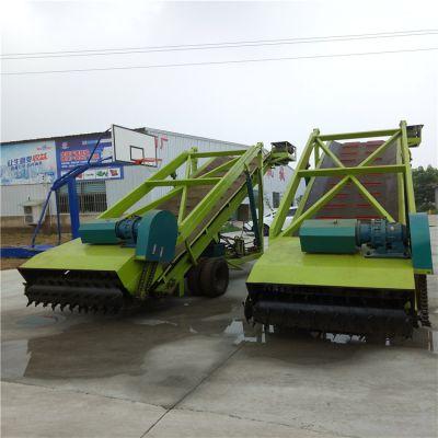 移动式青储取料机 大型青饲料堆取料机厂家 臂刮取料