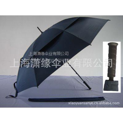 供应定制高尔夫伞礼品伞 纤维伞骨 防风防雨防紫外线效果好 高尔夫礼品伞定制