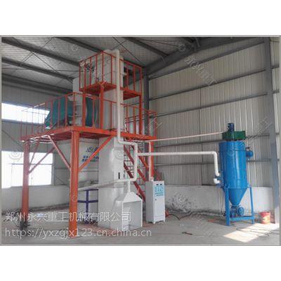 郑州永兴牌干粉砂浆/腻子粉机器搅拌设备厂家