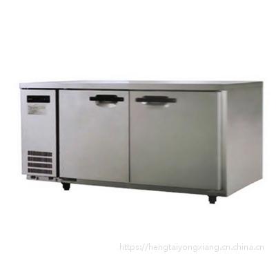 Panasonic/松下二门平台冷冻柜 SUF-1271NC 直冷低温平台冰箱 二门操作台冰箱