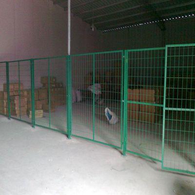 雄丰 安装可移动隔离栏 定做车间隔离网分区护栏网供应商