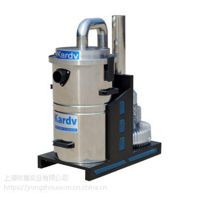 工厂车间配套使用吸尘器,凯德威工业吸尘器DL-1250