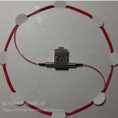 供应武汉波长1310nm手动保偏光纤衰减器宽衰减范围高精度