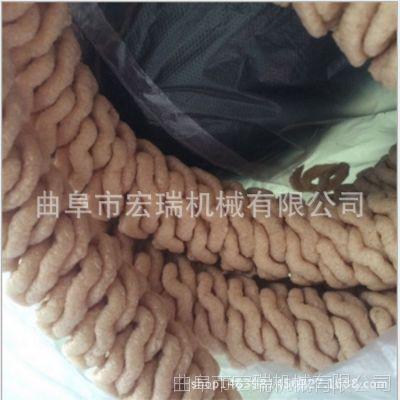 广东休闲食品加工设备 多功能 玉米膨化机 拐棍膨化机 宏瑞苞米花机