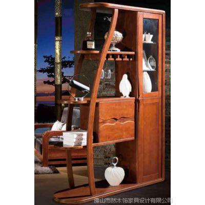 全实木间厅柜
