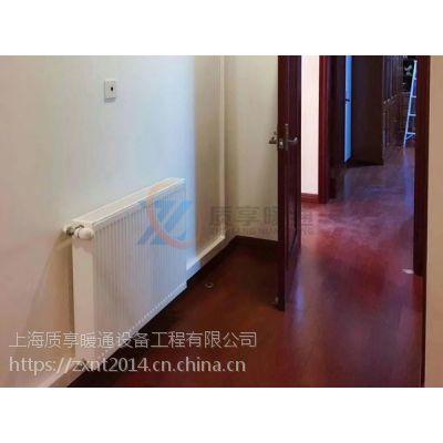 上海老房新装明装暖气片,正规验收流程不能马虎