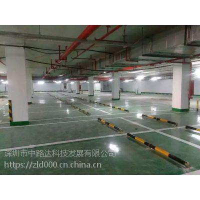 深圳市地下停车场 停车位防撞杆 停车位档杆 挡轮杆厂家直销