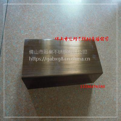 铝管镀铜价格 红古铜拉丝铝型材 仿红铜铝管加工