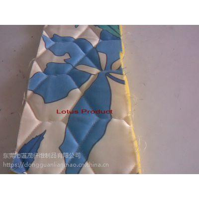 厂家供应 羊毛棉裥棉 多功能纤维棉 床上用品多元化产品材料 100g/㎡200CM