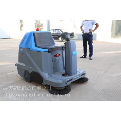 道路 车间,广场用单刷 双刷驾驶式扫地机FE1000驾驶式双刷扫地机FE1100