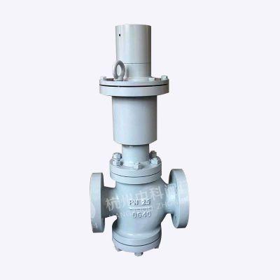 重油系统专用自力式压力调节阀