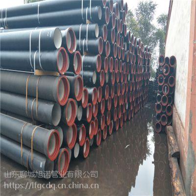 DN200K9球墨铸铁管 球墨铸铁管生产厂家 给排水用球墨铸铁管