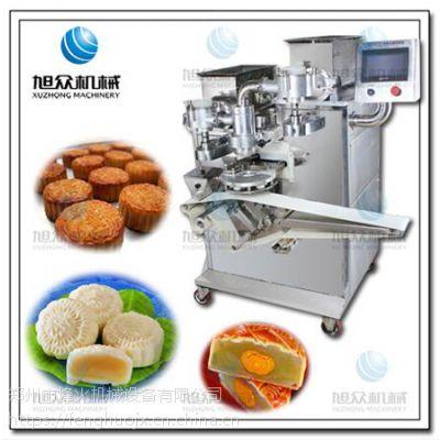 月饼自动包馅机休闲食品厂设备