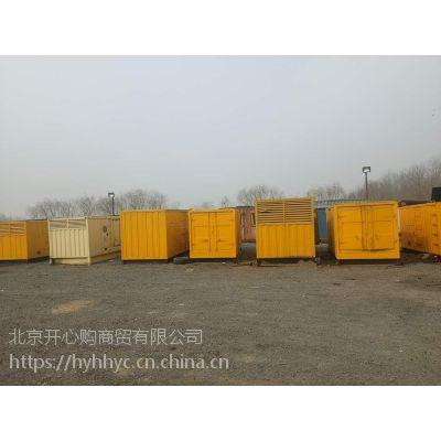 临城县月租租赁发电机 500千瓦发电机租赁
