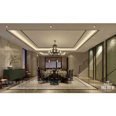 别墅装修 尚层别墅设计 450平方新中式别墅装修 别墅设计 设计欣赏