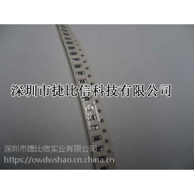 台湾大毅保险丝CF04V3T3R15现货,0402-32V-3.15A保险丝,LED屏保险丝