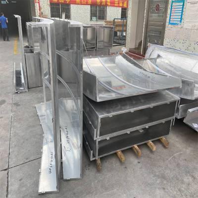 外墙镂空铝单板 门头装饰铝板雕花_欧百得