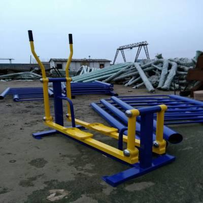 西安公园健身器材je健身路径生产制造厂家
