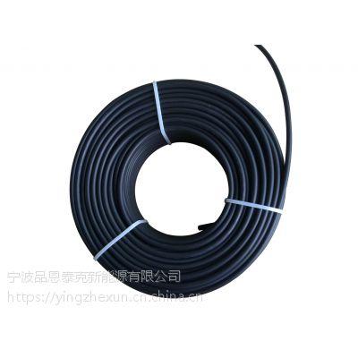 厂家直供2PFG 1169标准太阳能光伏电缆PV1-F 1*4mm2