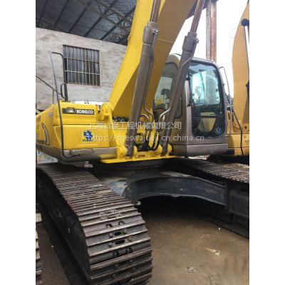进口神钢SK350二手挖掘机