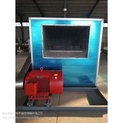 消防排烟风机箱 柜式防腐型离心排烟风机 低噪音柜式风机厂家直销
