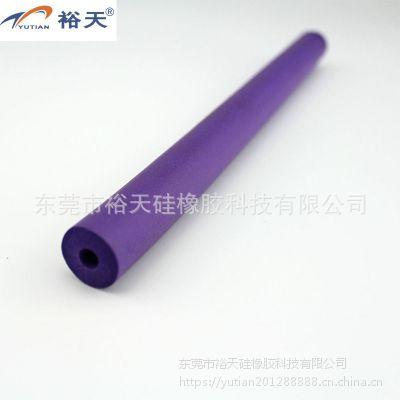涂布机硅胶发泡管 东莞生产厂家
