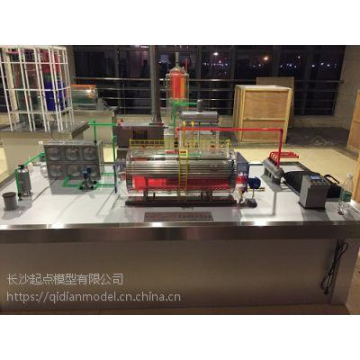 HG-410/100-1型高压锅炉模型